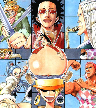 one piece Whiskey Peak Arc