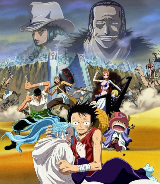 one piece Arabasta Arc