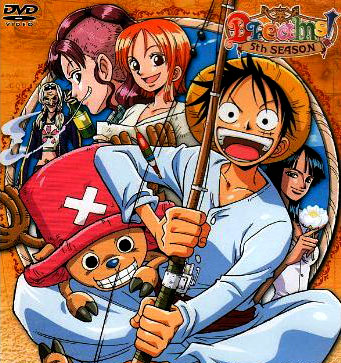 one piece Post-Arabasta Arc