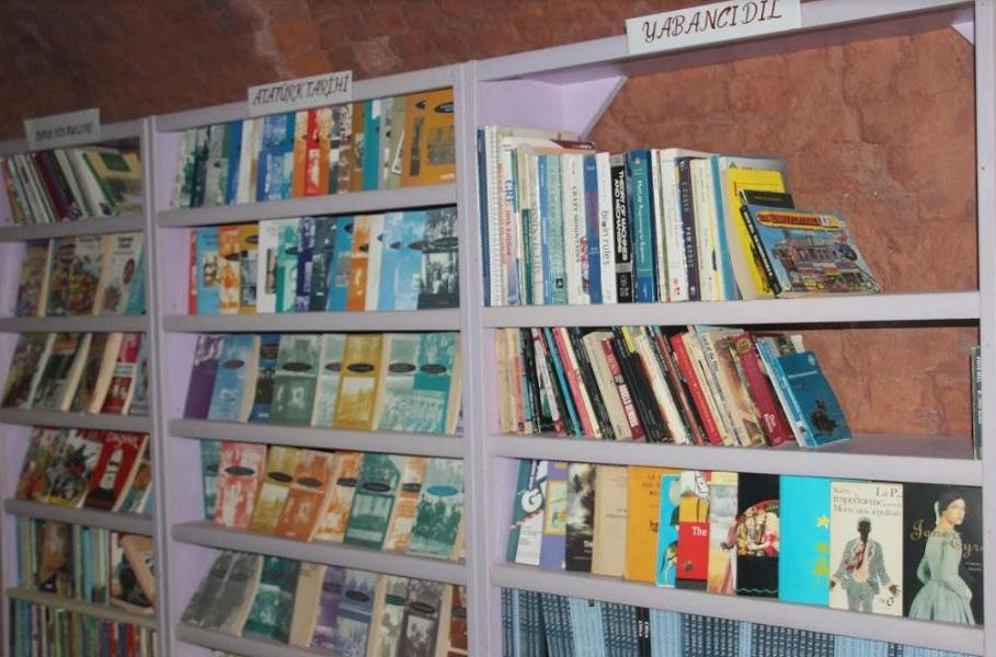 kütüphanenin önemi