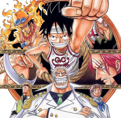 one piece Post-Enies Lobby Arc