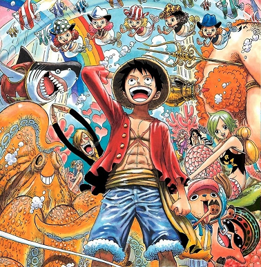one piece Fishman Island Arc