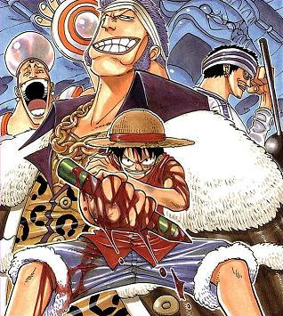 one piece Baratie Arc