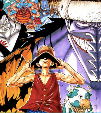 one piece Arlong Arc