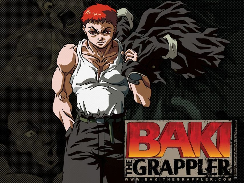 Grappler Baki