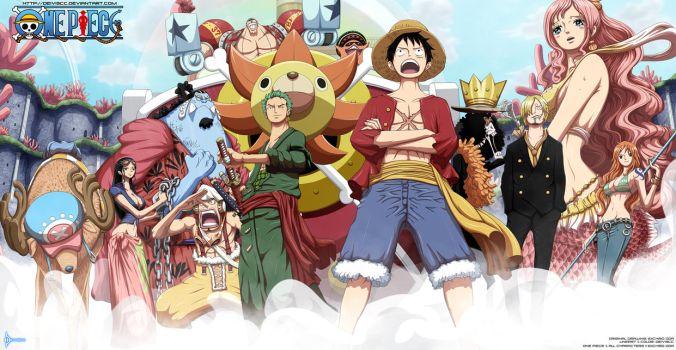 One Piece Bölüm Listesi – Güncel 2019