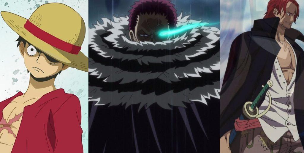 One Piece - Tüm Haki Türlerinin Seviyeleri Teorisi