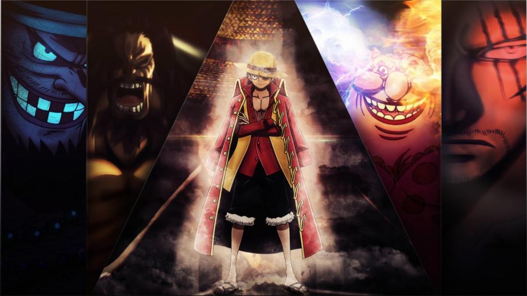 One Piece – Yeni İmparator Monkey D. Luffy [Çeviri]