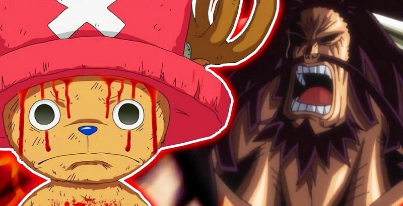 One Piece – Chopper Kaidonun Hedefi Olabilir [Çeviri]