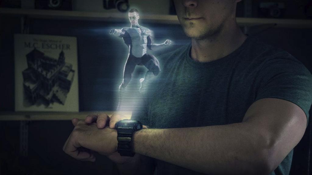 Hologram Teknolojisi Yakında Telefonlarımıza Gelebilir