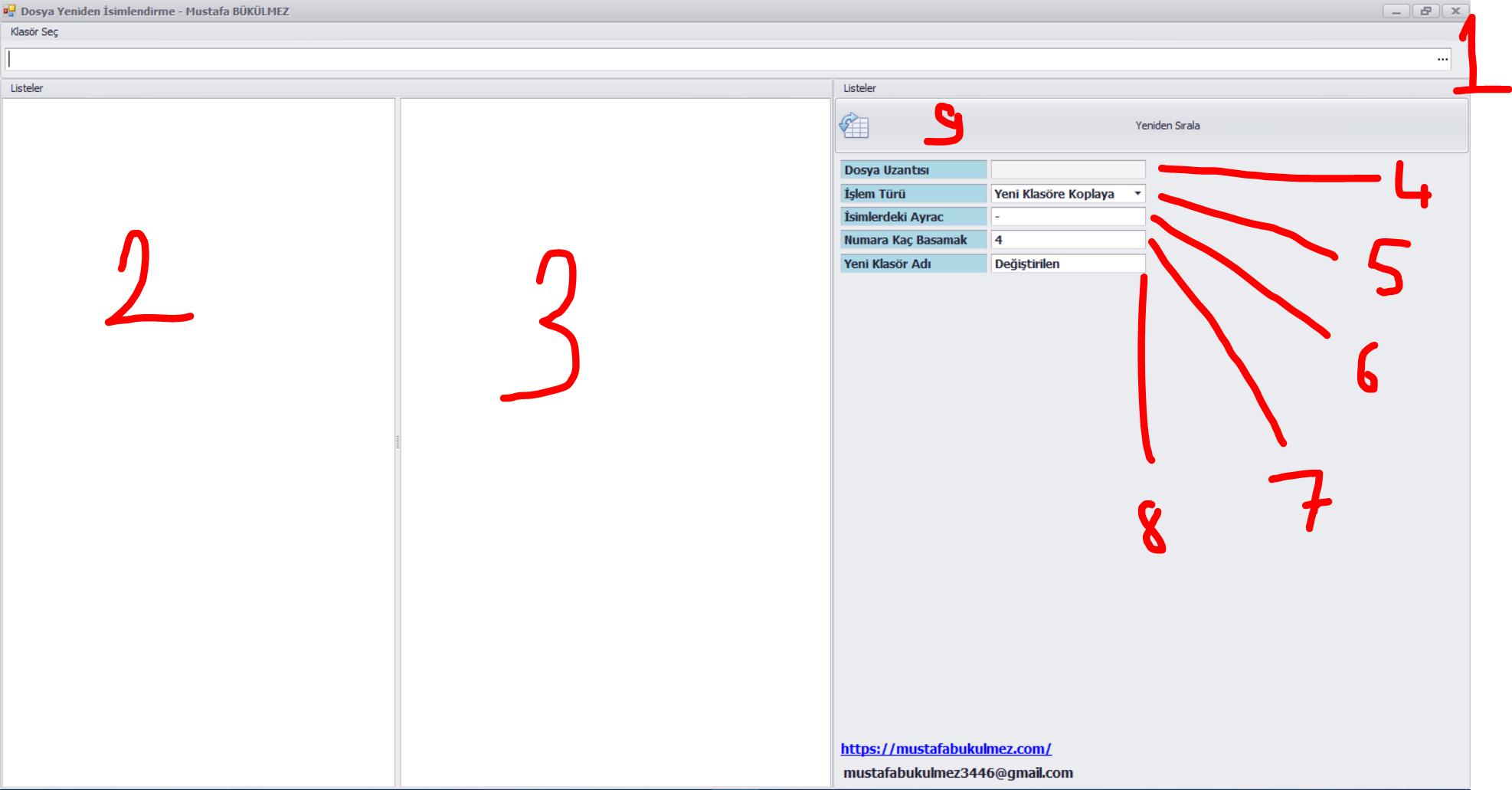 c# dosya işlemleri