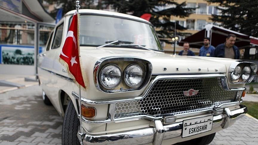 ilk yerli araba ne zaman üretildi
