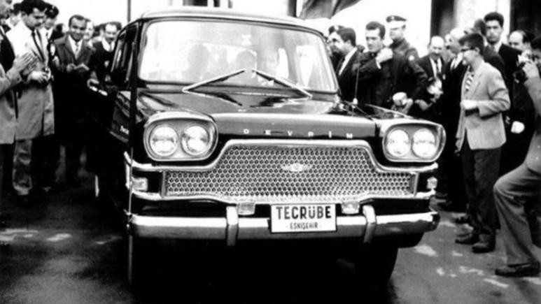 İlk Milli ve Yerli Otomobil Devrim 57 Yaşında!