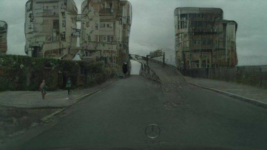 Yapay Zeka Uncanny Road İle Post-Apokaliptik Dünya
