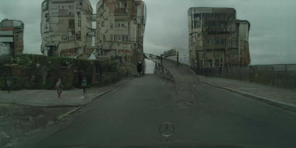 yapay zeka uncanny road