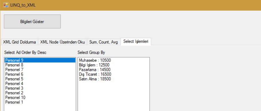 C# LINQ to XML Group By