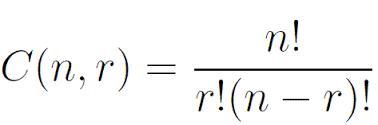 Kombinasyon-Formülü