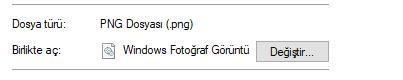 Windows 10'da Fotoğraf Görüntüleyicisini Açmak