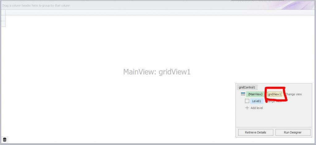 C# DevExpress GridView'den Veri Almak
