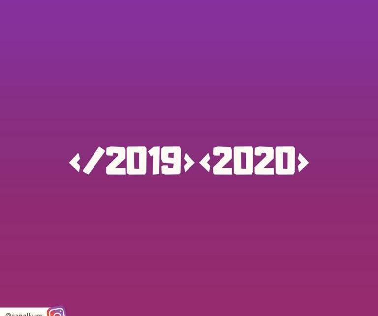 2018 ve 2019'da Neler Oldu?