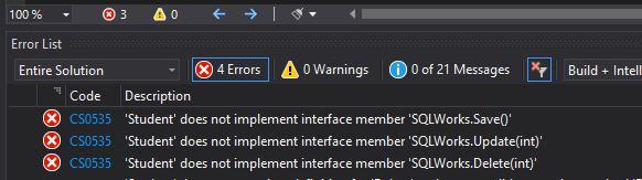C# Interface Kavramı ve Kullanımı