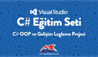 C# OOP ve Gelişim Loglama Projesi