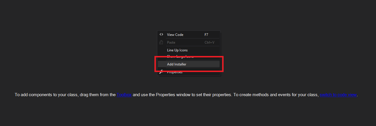 C# Windows Servis Hazırlama ve Yükleme 1
