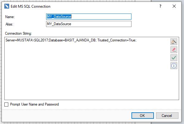 Stimulsoft Report Dictionary 3